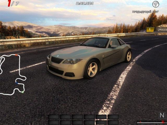 Играть в онлайн игры гонки